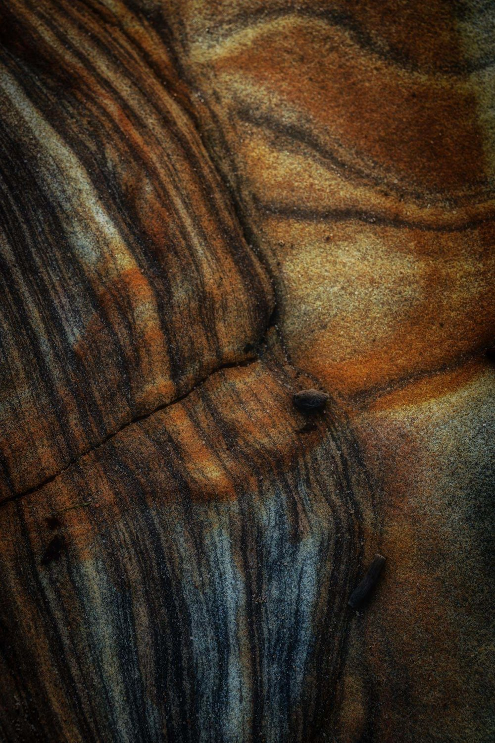 rock formation 12