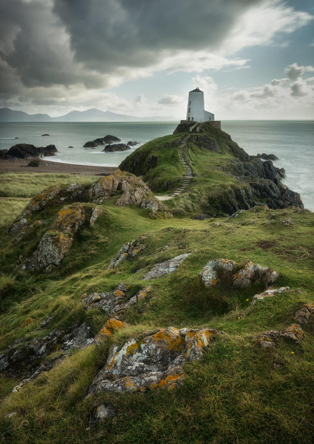 Twr Mawr Lighthouse - Llanddwyn Island
