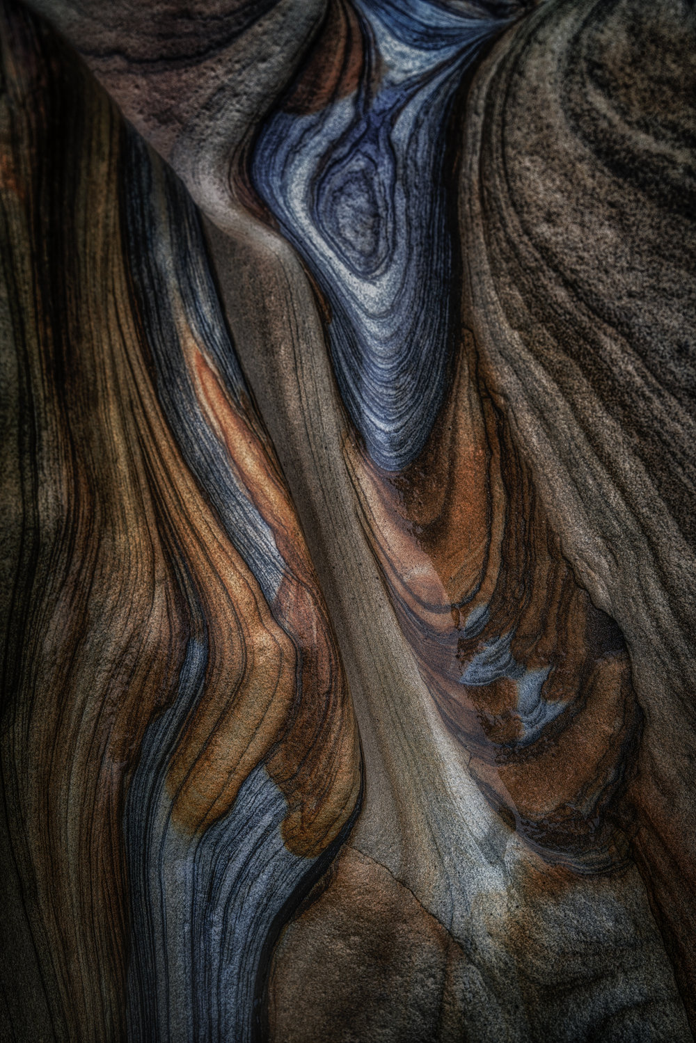 rock formation 40