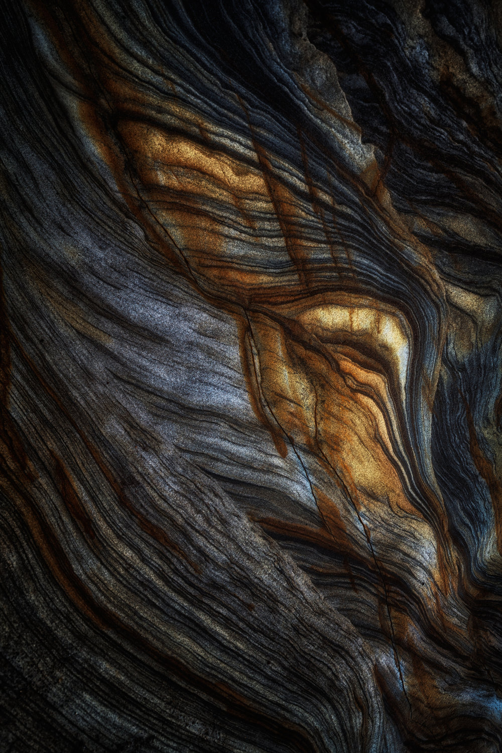 rock formation 38