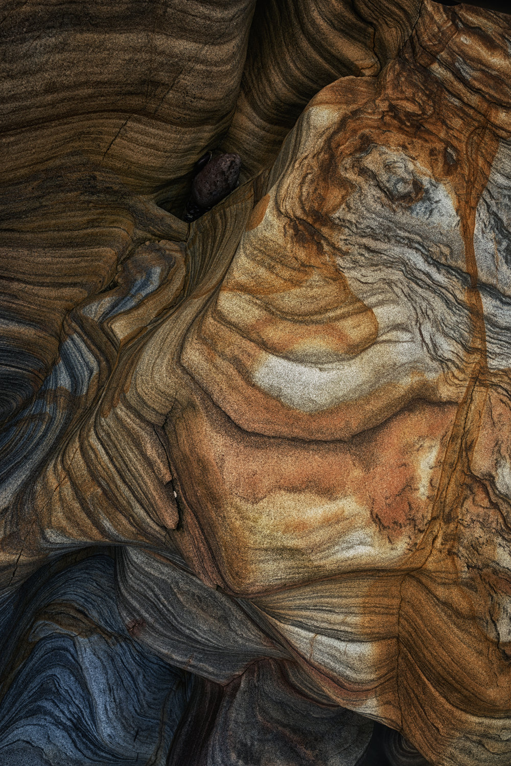 rock formation 24