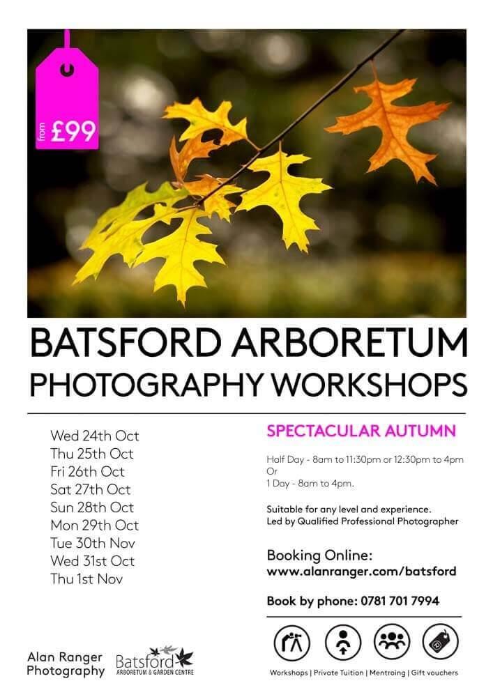 Batsford Photography Workshops