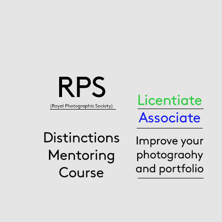 RPS Distinction Photography Course