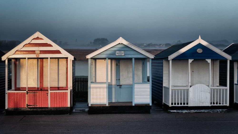 Southwold Beach Huts 2