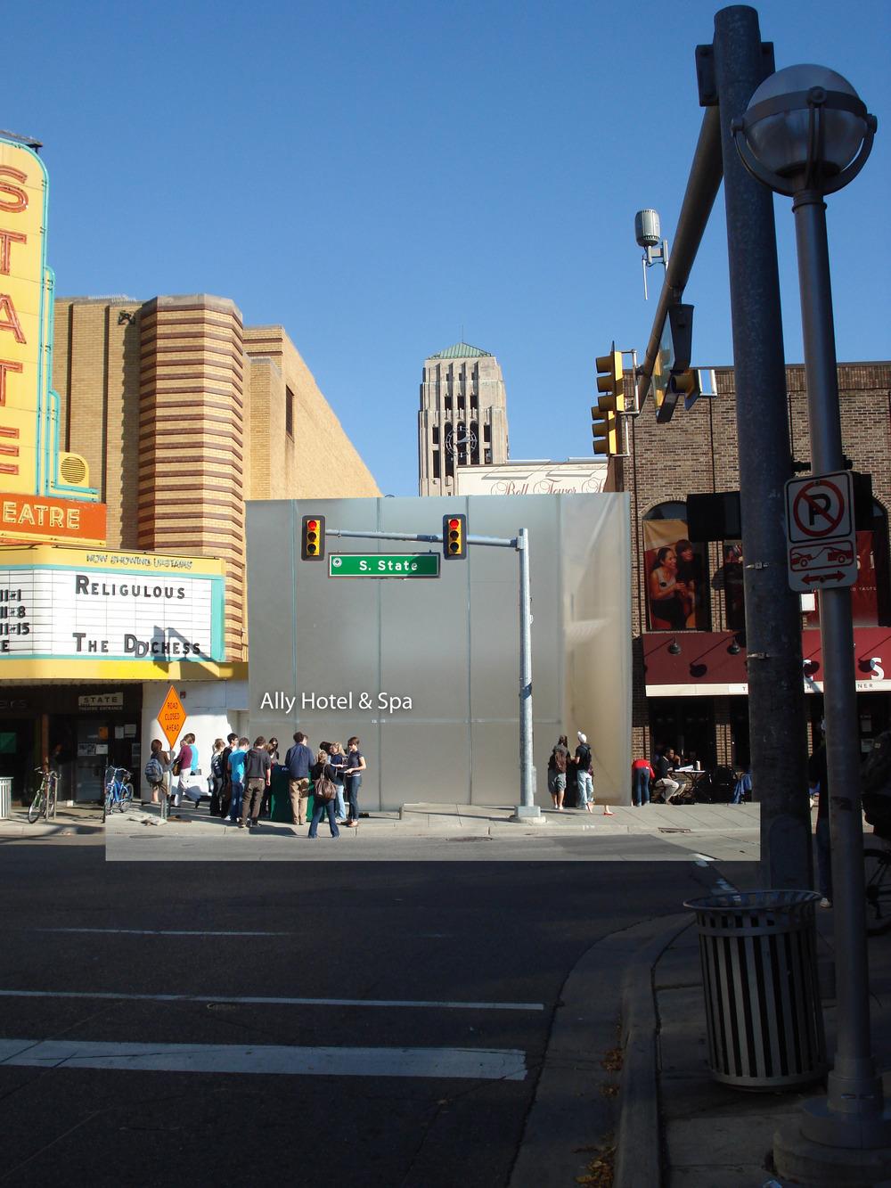 State Street Elevation