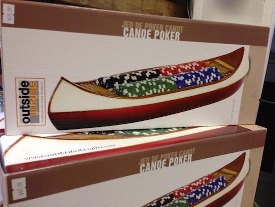 Canoe Poker