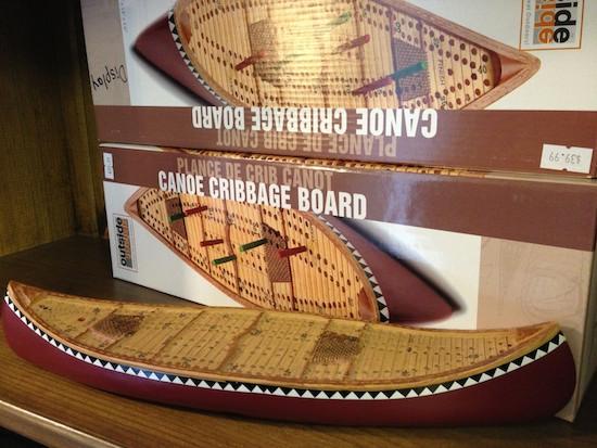 Canoe Cribbage