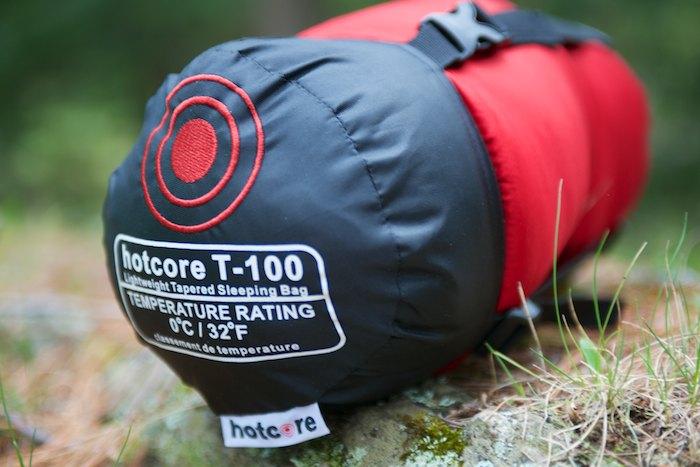 Hotcore T-100 Sleeping Bag
