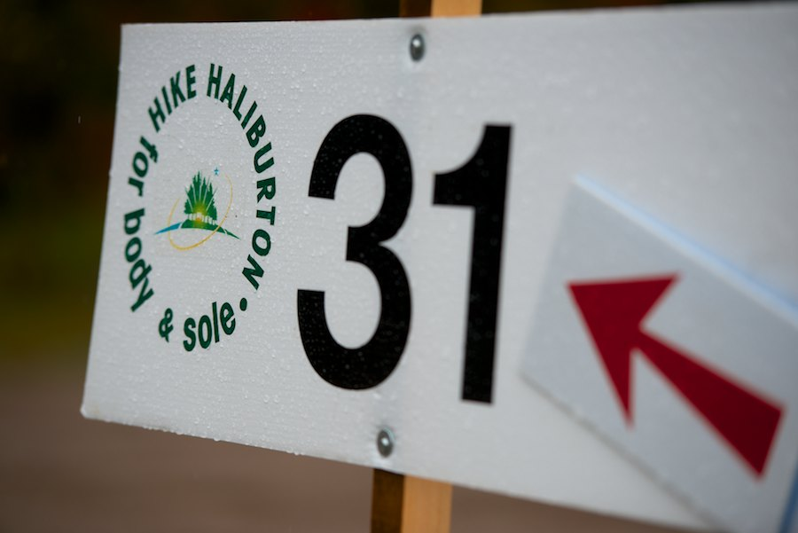 There were over 50 guided hikes during the 11th Annual Hike Haliburton Festival
