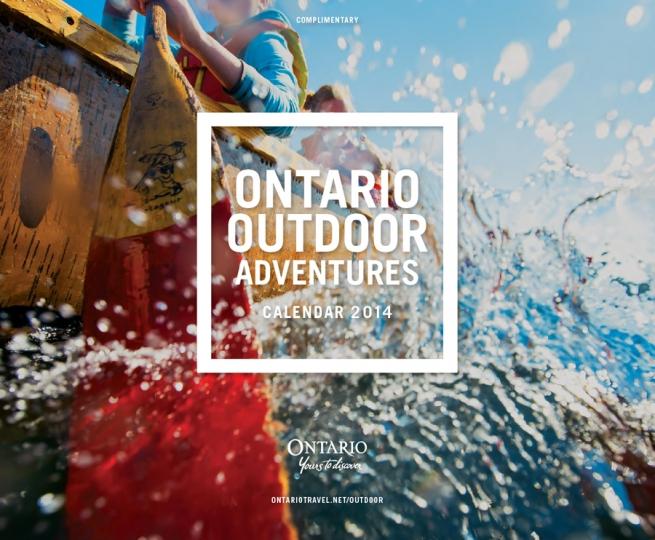 FREE 2014 Ontario Outdoor Adve...