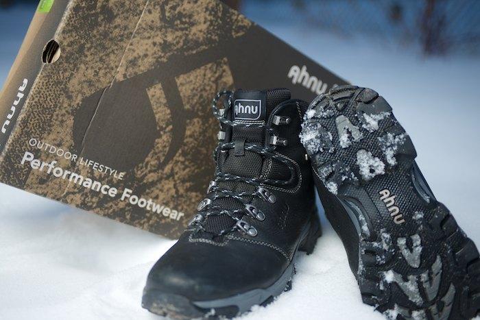Ahnu Mendocino Men's Hiking Boot