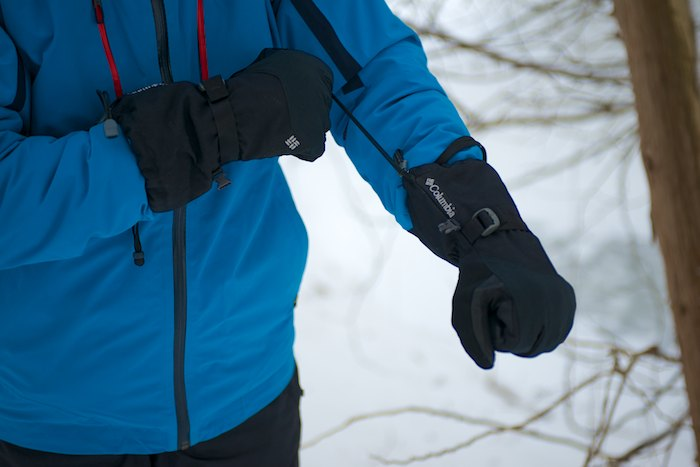 Columbia: Karako Pass Glove
