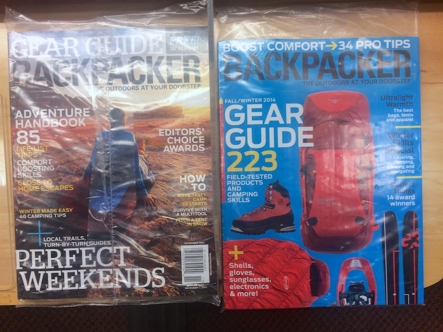Two issues bundled together this month!