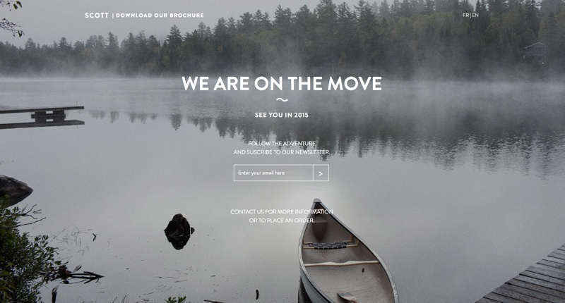 Abitibi & Co Relaunch Scott Canoe, Bluewater Canoes and Impex Kayaks
