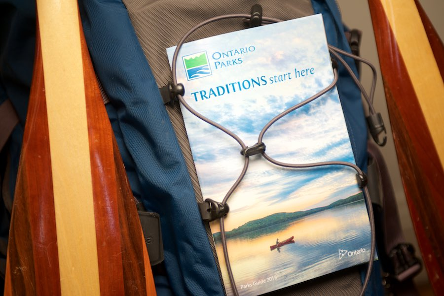 Ontario Parks 2015 Parks Guide Available Now