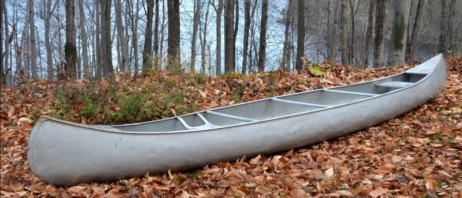 Bill Mason's 17' Grumman Aluminum Canoe Is On eBay — Traversing
