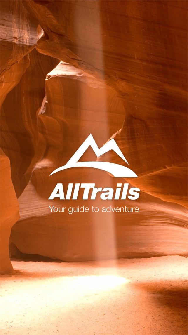 AllTrails App Hits 5 0 — Traversing