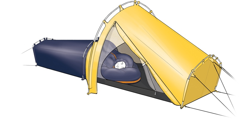This Futuristic Tent Will Solve All Of Your C&ing Complaints  sc 1 st  Traversing & This Futuristic Tent Will Solve All Of Your Camping Complaints ...