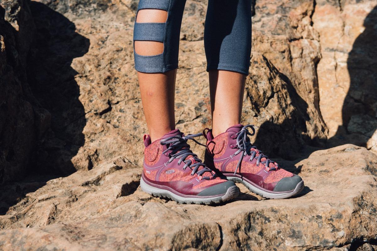 48461195075 Keen Unveils 'The Terradora' A Women's Specific Hiking Boot — Traversing