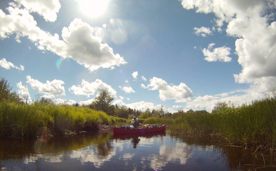 Corry Morrow -Magaguadavic River, NB
