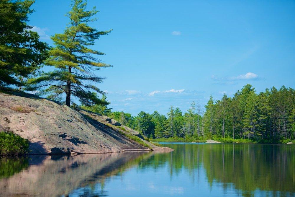 Ethan Richter - Kawartha Highlands Provincial Park in Ontario