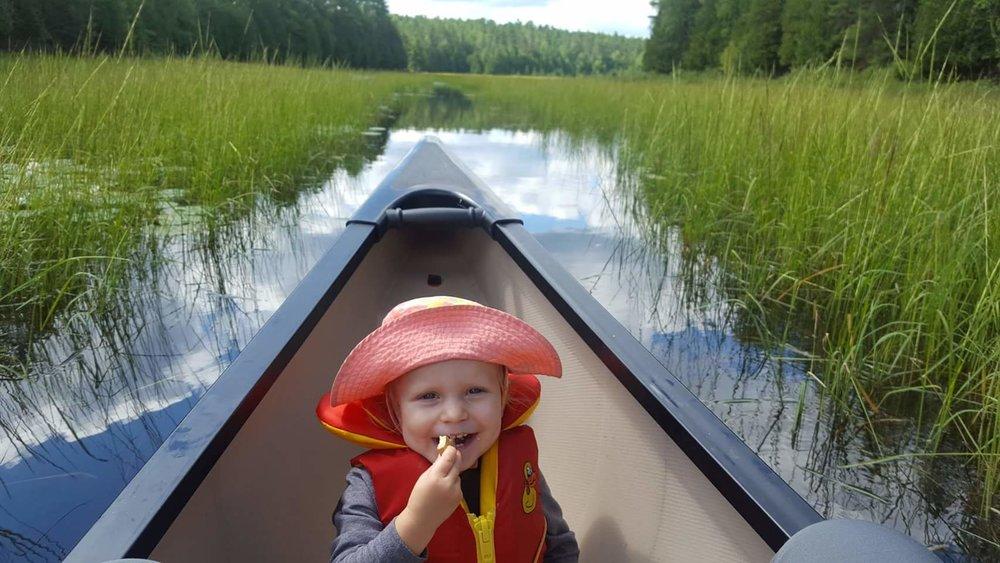 Michelle Kobzijk - Schooner Lake, Ontario