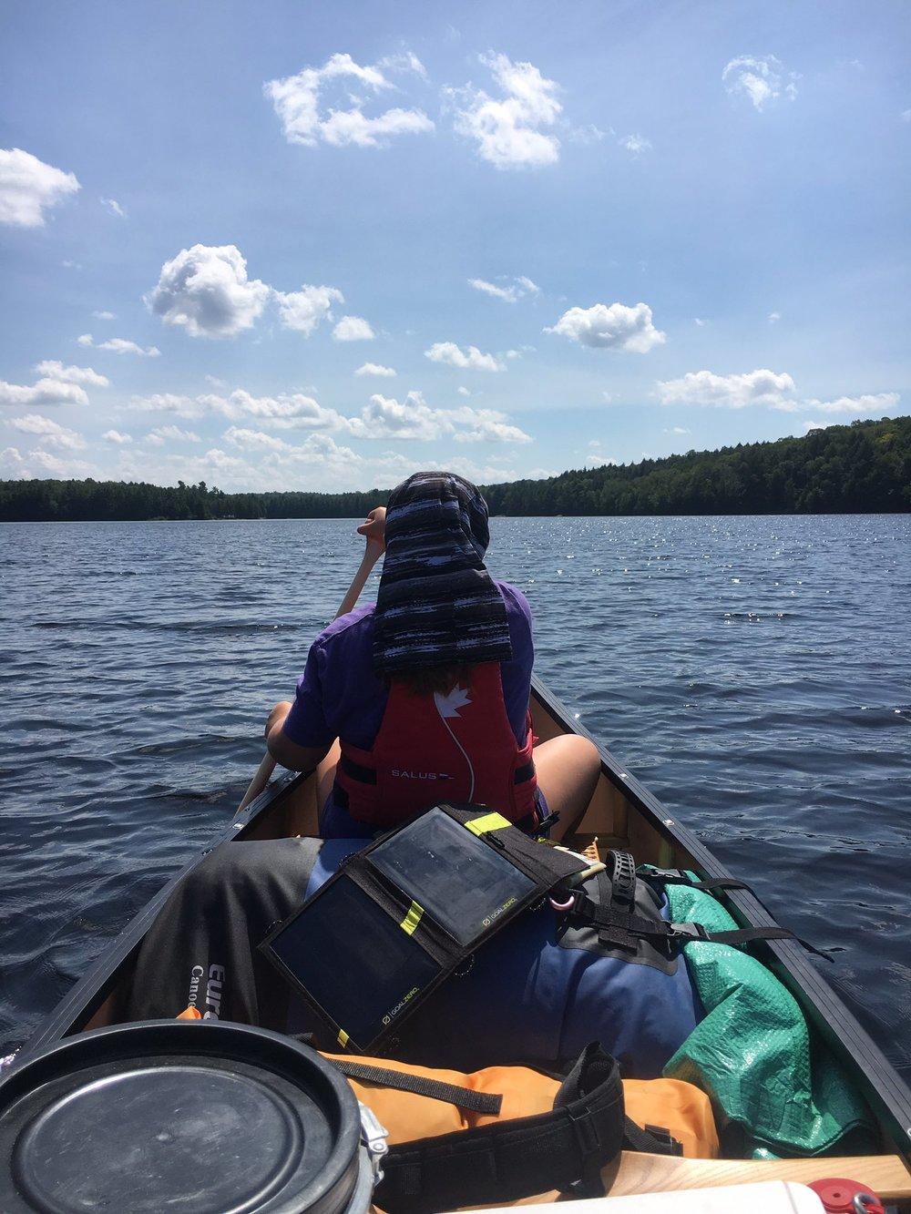 Sarah DiGregorio - Bottle Lake, Kawartha Highlands Signature Site, Ontario