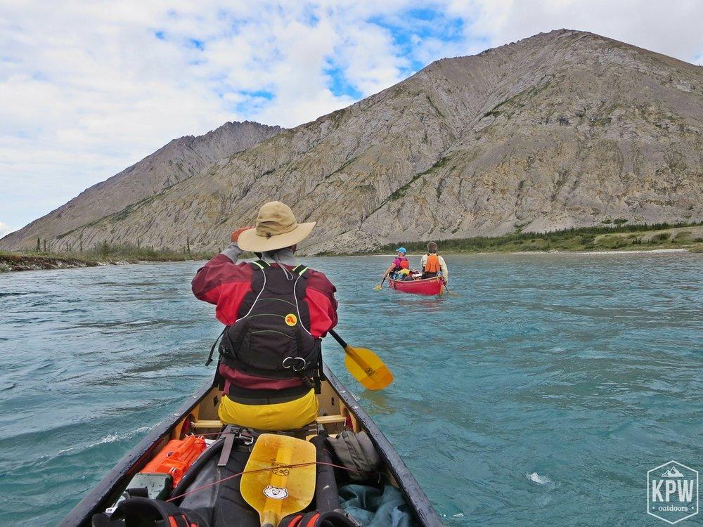 Krista Petrie-Wallace -Wind River, Yukon