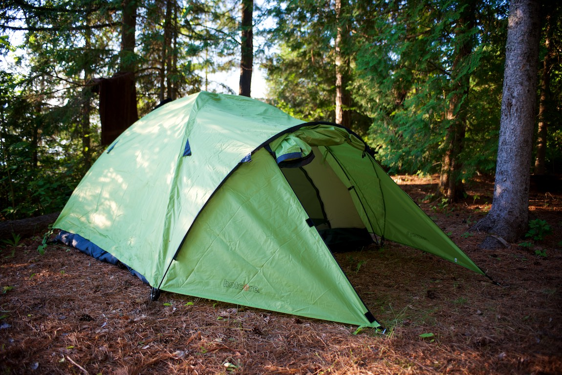 Gear Review Hotcore Discovery 3 Family Tent & Gear Review: Hotcore Mantis 3 Tent u2014 Traversing