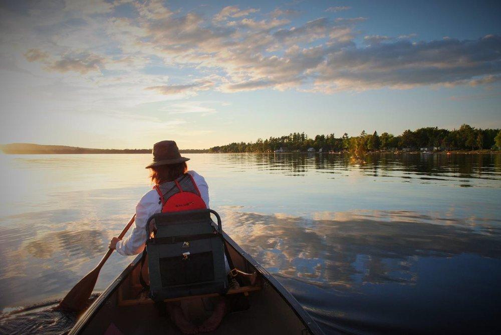 John Langelaan -Lake George, New Brunswick