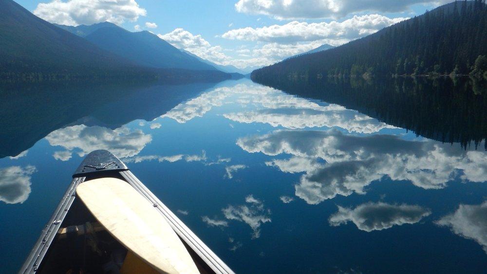 Brent Graveland -Bowron Lakes Canoe Circuit, British Columbia