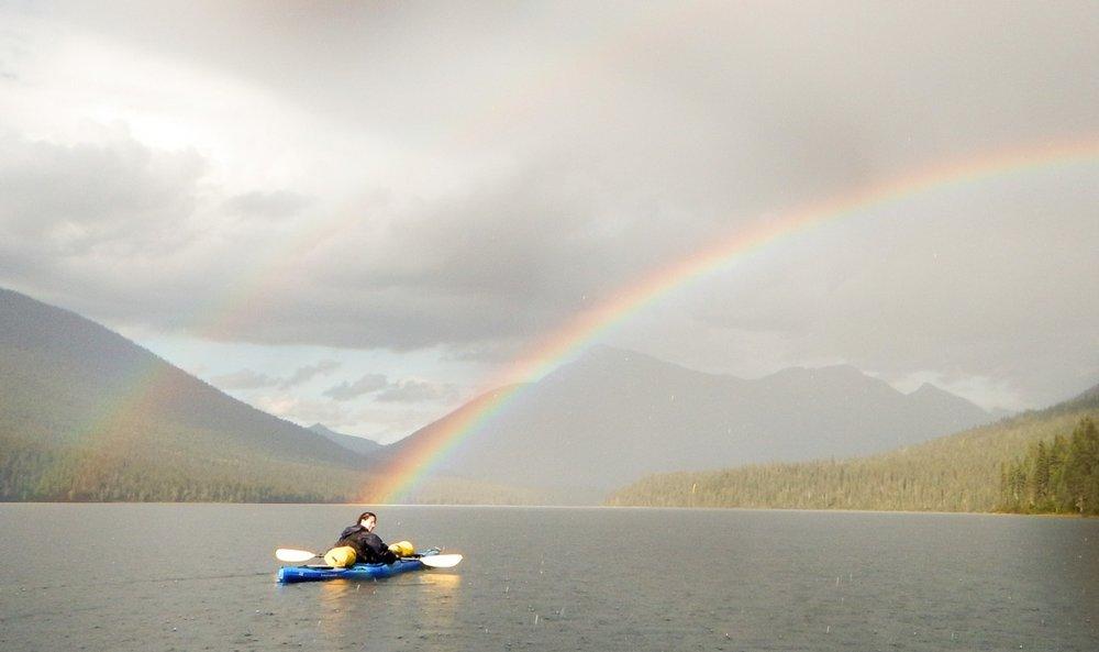 Elaine Greidanus -Bowron Lakes, British Columbia