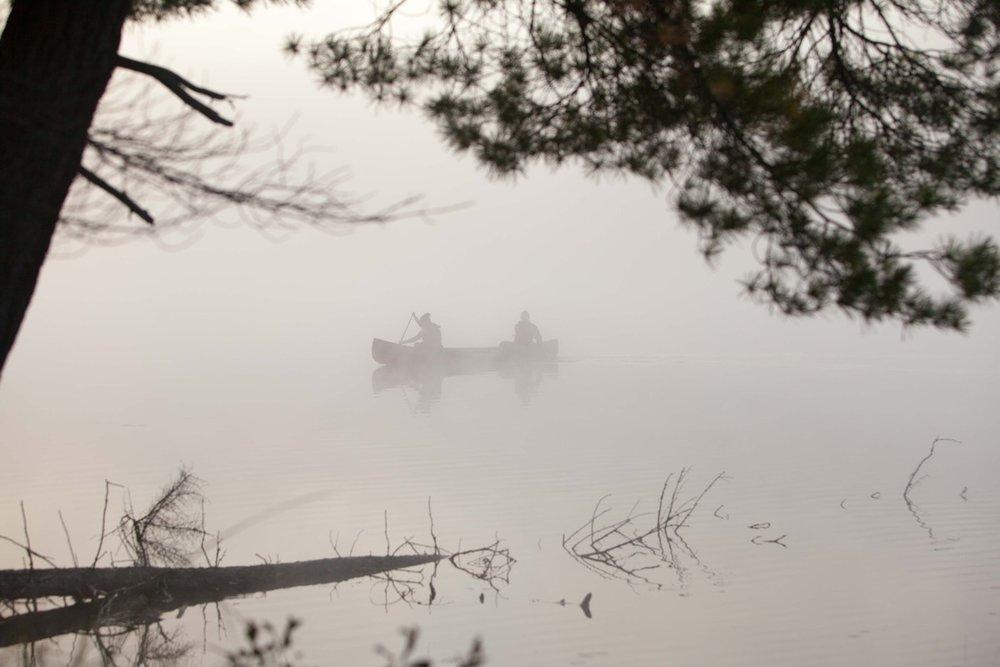 Gabe Rivett-Carnac -Marie Lake, Algonquin Park