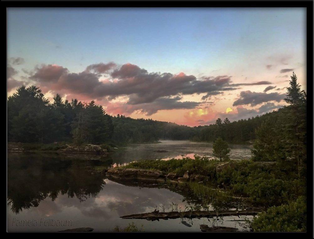 Pamela Fellbaum -Haliburton Highlands Water Trail