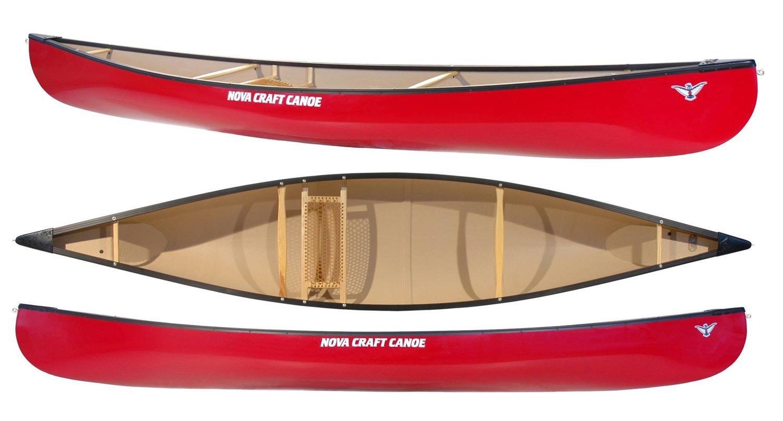 Nova Craft Announces A New Solo Canoe For 2017 — Traversing