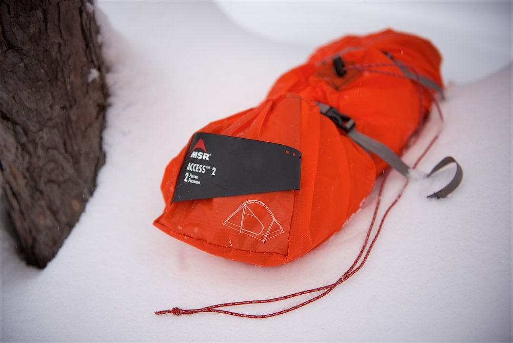 Mountain Safety Research recently released the Access series (Available in Solo Two-Person and 3-Person) four-season tents that fit comfortably between a ... & Gear Review: MSR Access Four-Season Tent u2014 Traversing