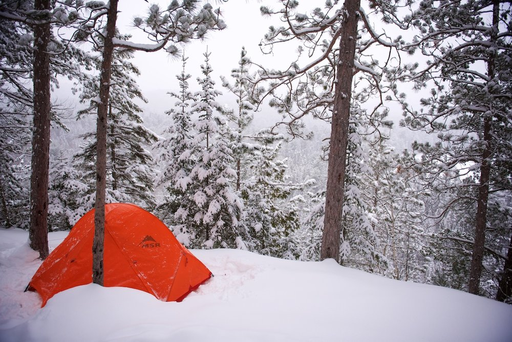 MSR Access Four-Season Tent