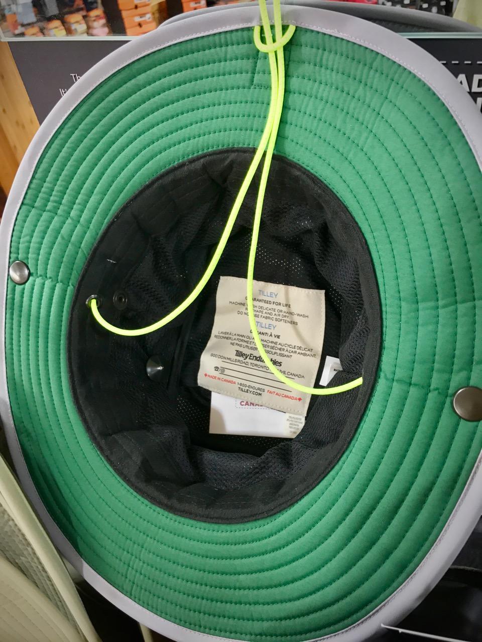 bdd756a0 New From Tilley: Paddler's Hat — Traversing