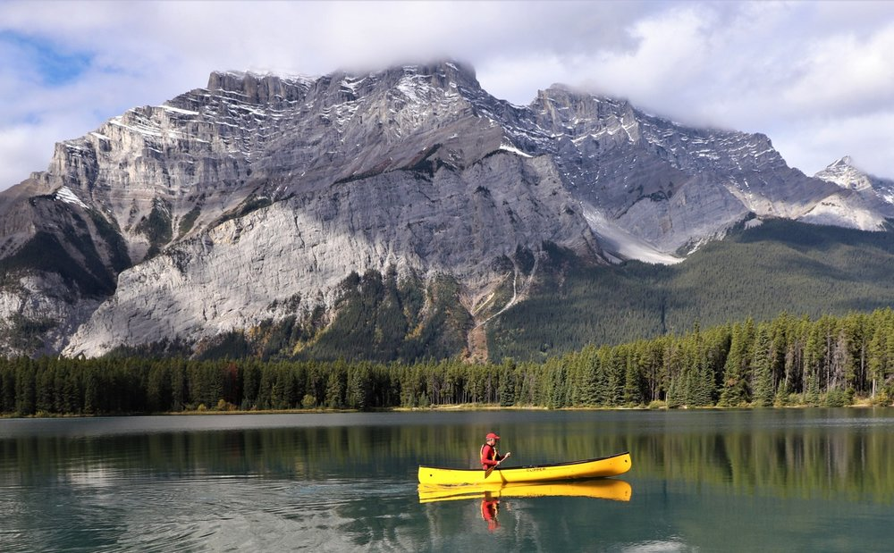 Dave MacDonnell - Two Jack Lake, Banff National Park