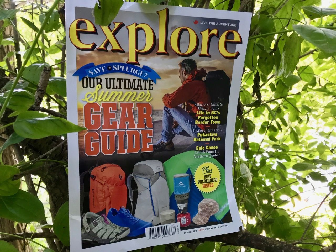 On The Newsstands: Summer 2018 Issue of Explore — Traversing