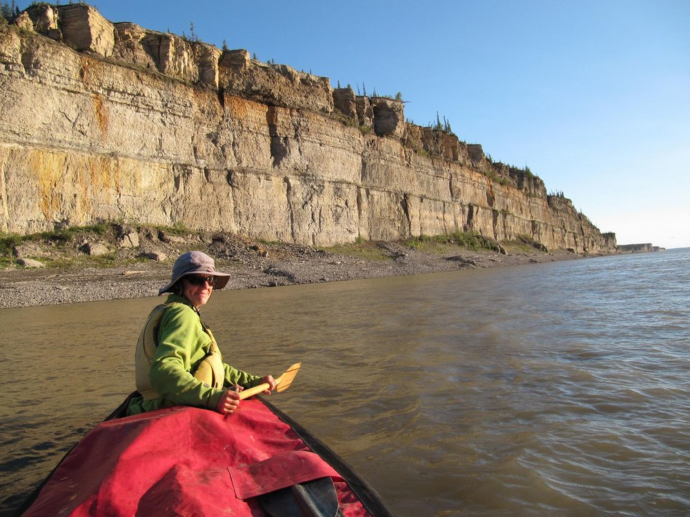 Deb Jeffrey - The Ramparts, NWT
