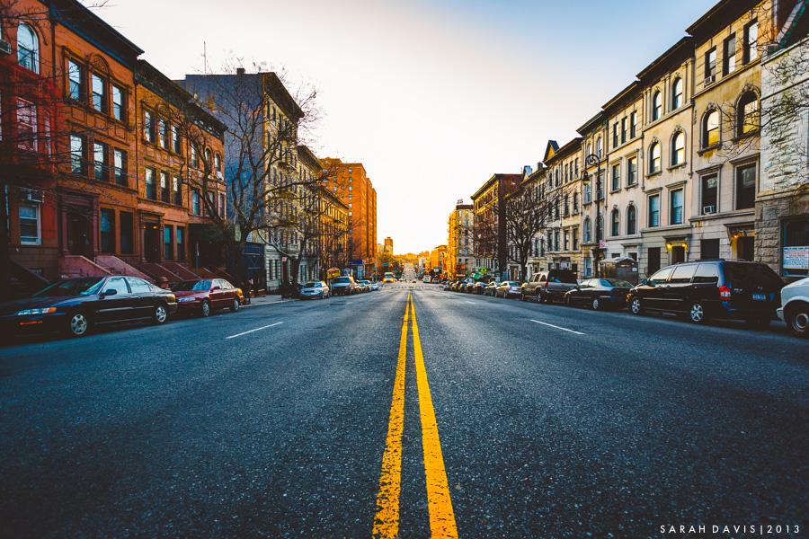 Harlem sunrise