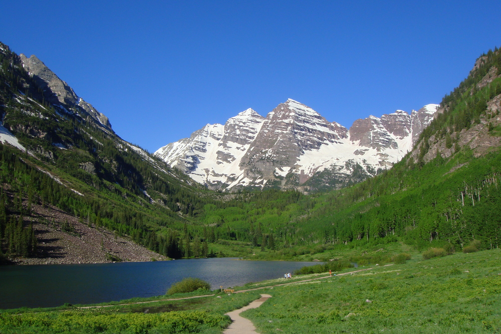 Maroon Bells Aspen Colorado