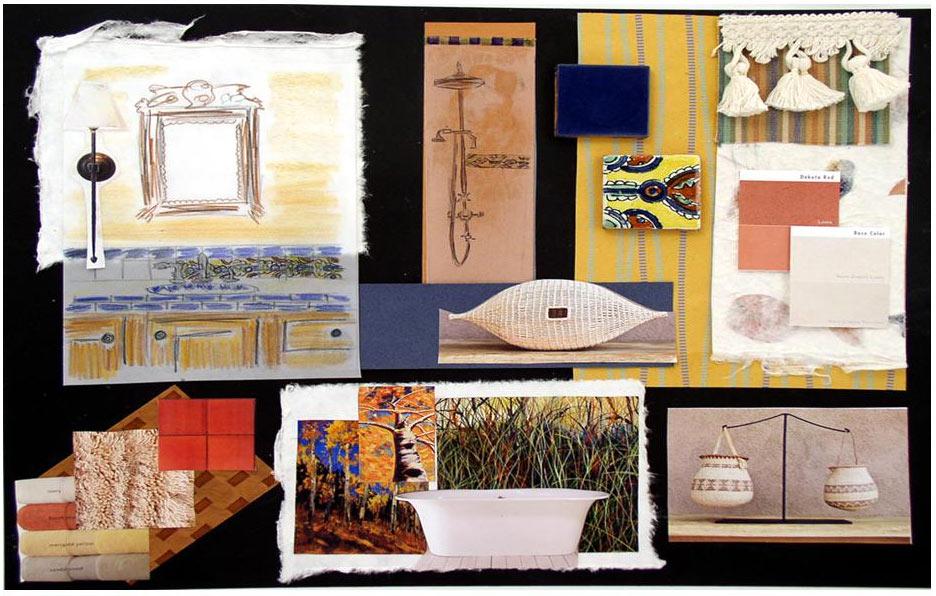 JAI Interior Design Board