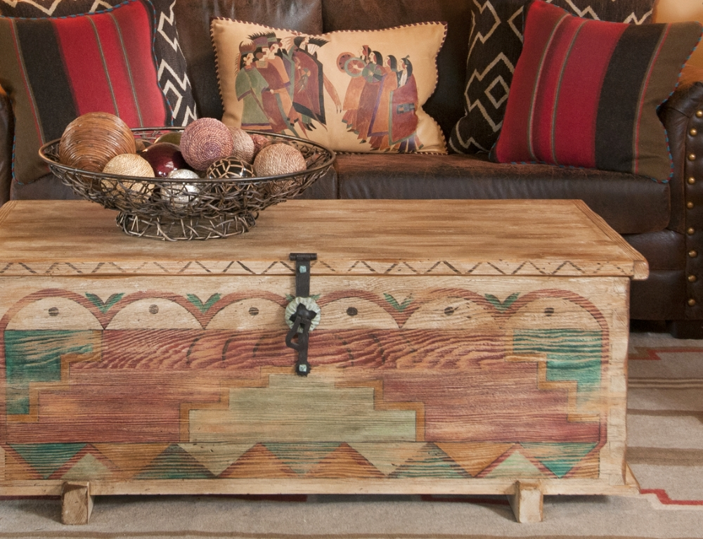 Southwestern Interiors by Jennifer Ashton