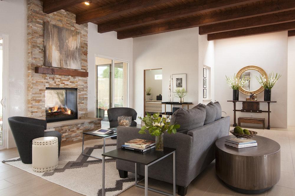 Jennifer Ashton Interiors  Santa Fe White And Warm