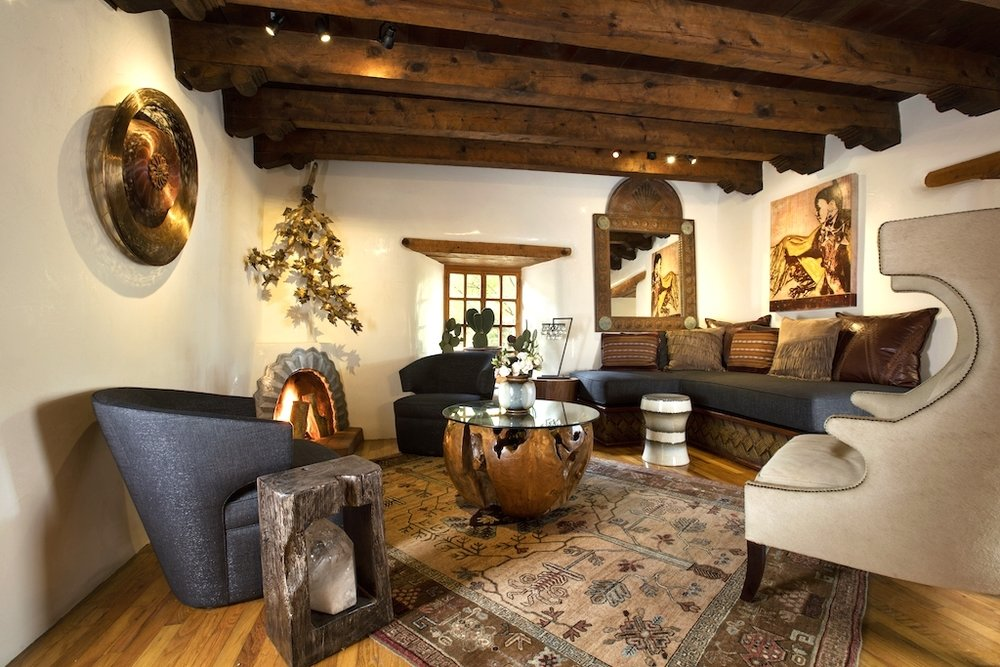Elegant Living Room Interior Design By Jennifer Ashton U0026 David Naylor Photo By Kate  Russell