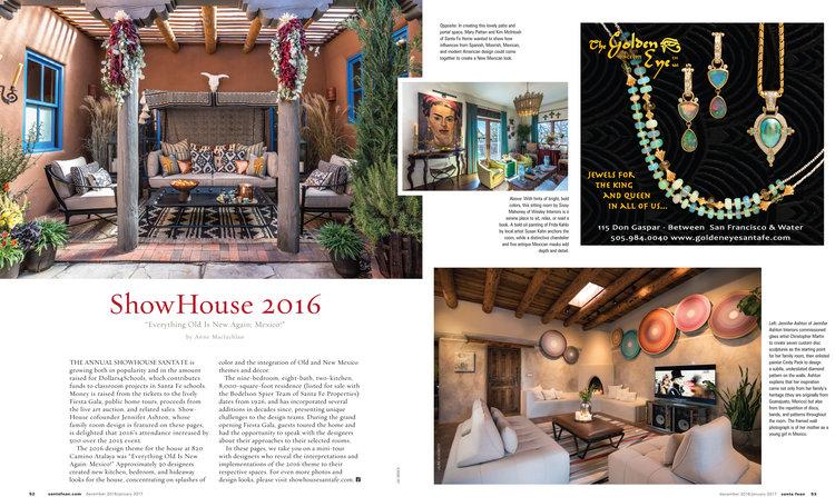 Press For Jennifer Ashton Interiors Santa Fe Interior Designer