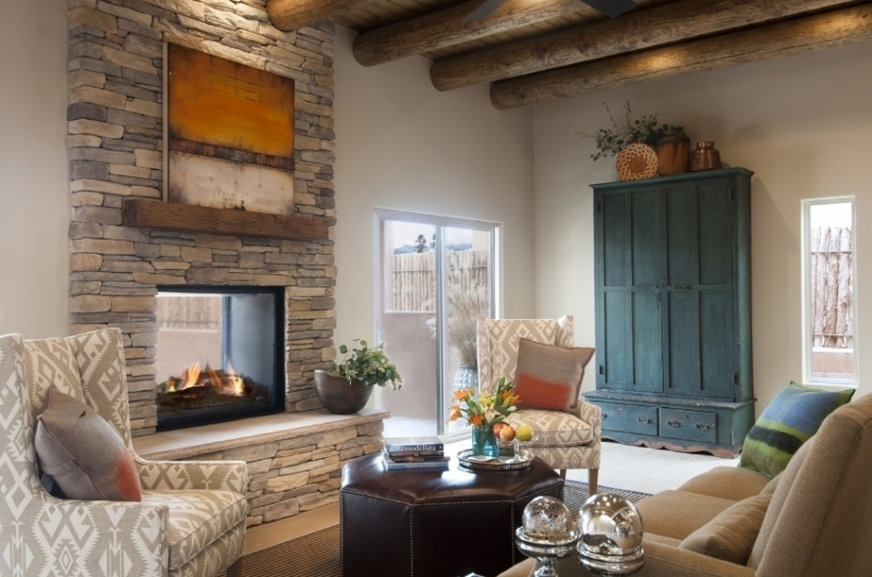 ... Santa Fe Interior Designer Feature ...