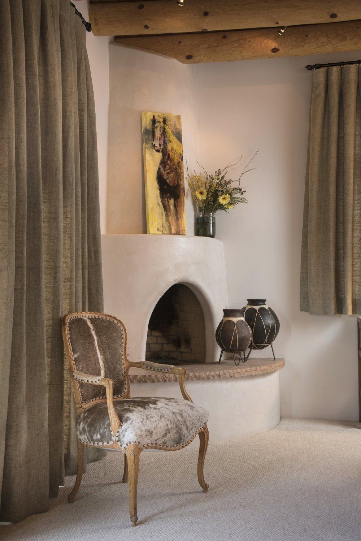 Jennifer Ashton Interiors- Guest Bedroom Kiva-Photo by Laurie Allegretti.jpeg